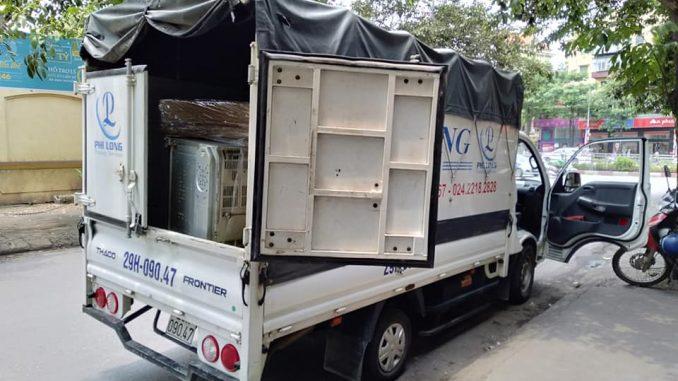 Cho thuê xe tải giá rẻ tại phố Phan Văn Trị