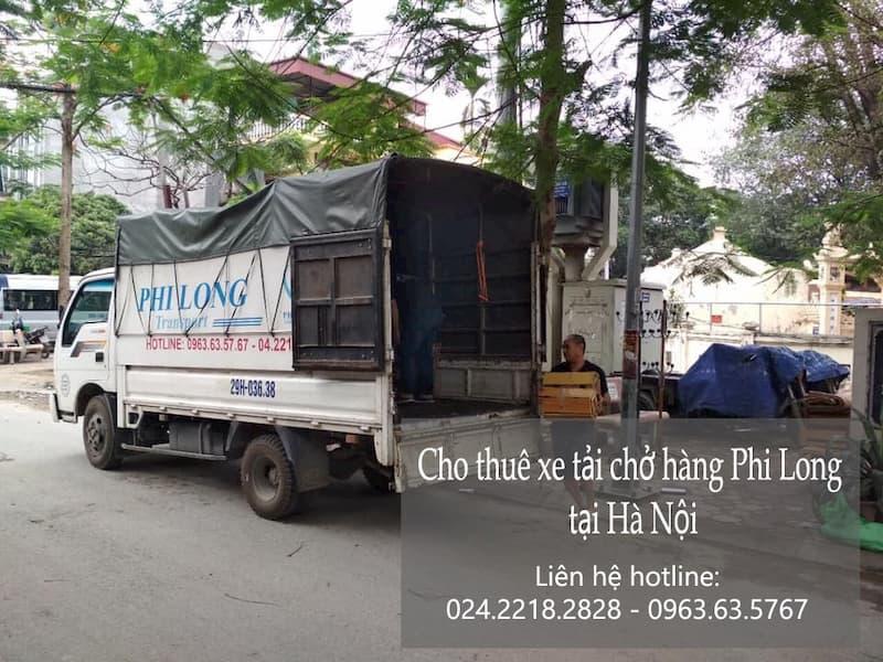 Dịch vụ thuê xe tải tại đường Vọng Đức