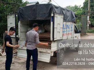 Dịch vụ thuê xe tải tại phố Trích Sài