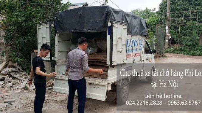 Dịch vụ thuê xe tải tại phố Viên