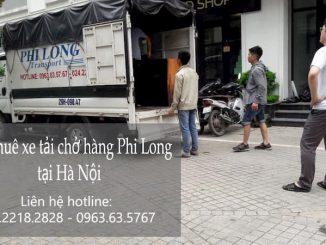 Dịch vụ thuê xe tải Phi Long tại phố Xuân Phương