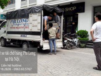 Thuê xe tải Phi Long tại phố Hàm Tử Quan
