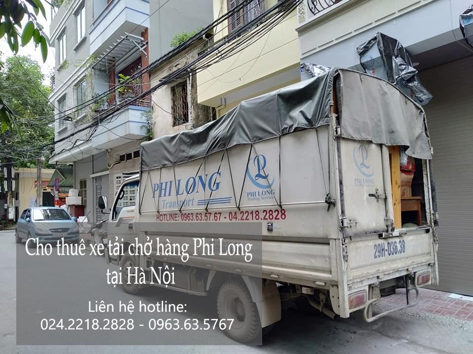 Dịch vụ thuê xe tải tại phố Tả Thanh Oai
