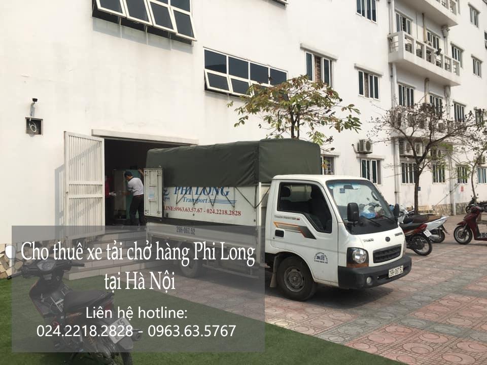 Dịch vụ thuê xe tải tại phố Lê Văn Hiến