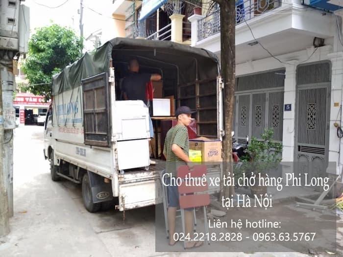 Dịch vụ thuê xe tải tại phố Tam Khương