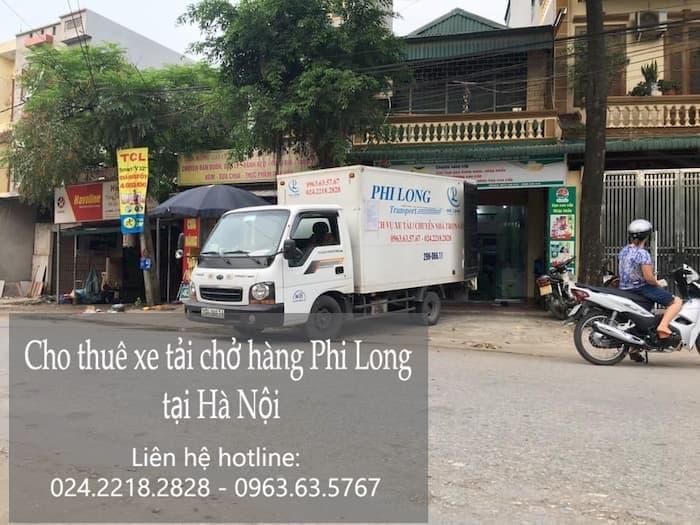 Dịch vụ thuê xe tải tại phố Đại Đồng