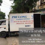 Dịch vụ thuê xe tải tại phố Hoàng Ngọc Phách