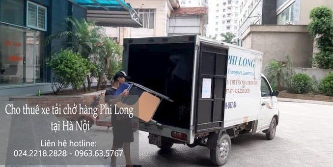 Dịch vụ thuê xe tải tại phường Hàng Bài
