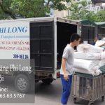 Dịch vụ thuê xe tải tại phường Đội Cấn