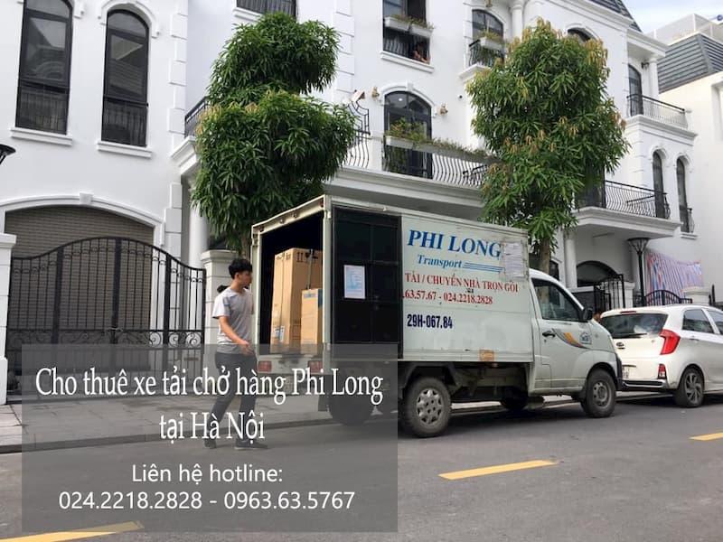 Thuê xe tải uy tín Phi Long tại Đại Lộ Thăng Long