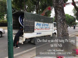 Cho thuê xe tải giá rẻ tại Phi Long tại phố An Dương Vương