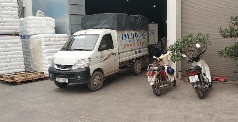 Dịch vụ thuê xe tải tại phường Lê Đại Hành