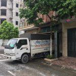 Cho thuê xe tải Phi Long tại phố Dương Đình Nghệ