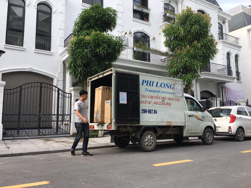 Dịch vụ thuê xe tải tại phường Đồng Nhân