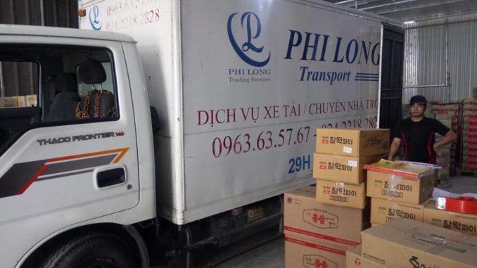 Dịch vụ thuê xe tải tại phường Hàng Buồm