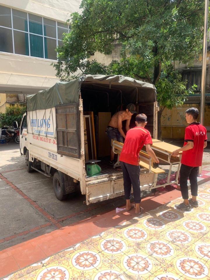Dịch vụ thuê xe tải tại phường Chương Dương