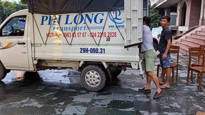 Dịch vụ thuê xe tải tại phường Hàng Trống