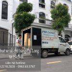 Thuê xe tải Phi Long giá rẻ tại phố Duy Tân