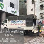 Công ty thuê xe tải Phi Long tại phố Đông Hội