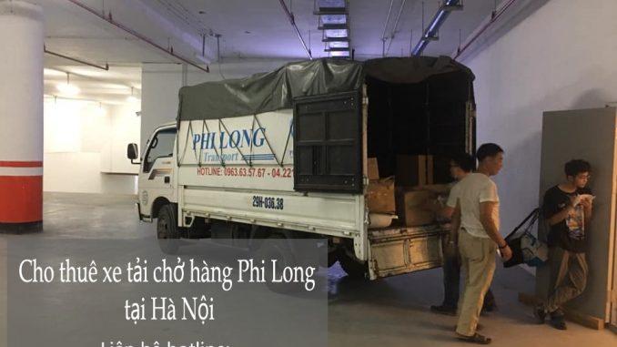 Chuyển nhà giá rẻ chất lượng cao Phi Long phố Hàng Đậu