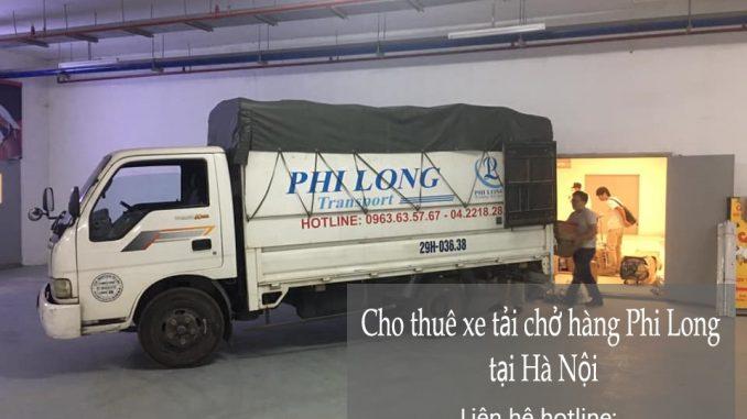 Dịch vụ xe tải vận chuyển tại xã Mai Lâm