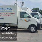 Dịch vụ cho thuê xe tải tại xã An Mỹ