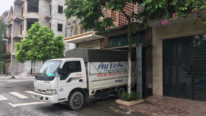 Dịch vụ thuê xe tải tại xã Phúc Lâm