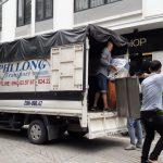 Dịch vụ thuê xe tải tại xã Phùng Xá