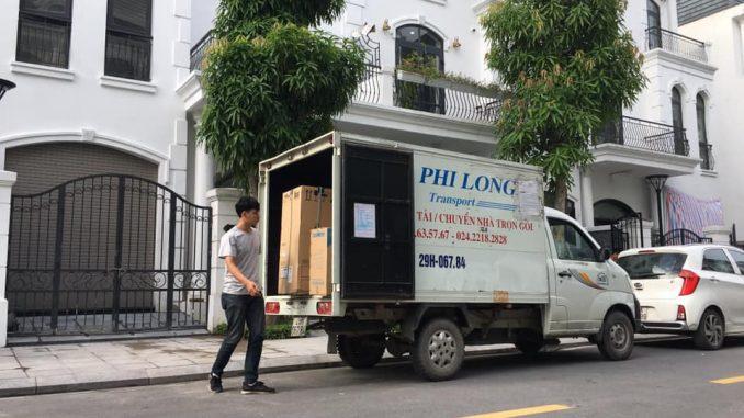 Dịch vụ thuê xe tải giá rẻ tại xã Lê Thanh