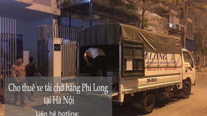 Cho thuê xe tải chất lượng Phi Long phố Bảo Khánh