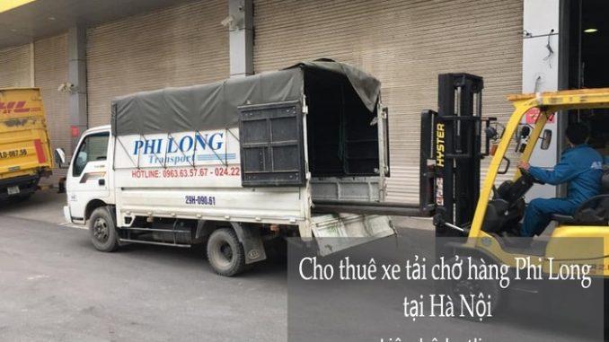 Thuê xe tải giá rẻ Phi Long phố Ấu Triệu