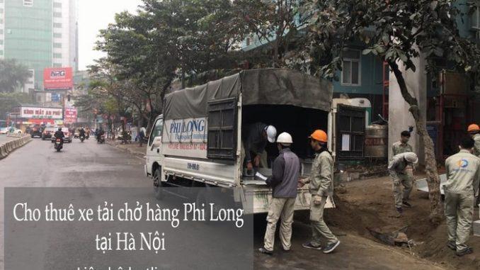Dịch vụ taxi tải tại xã Xuy Xá