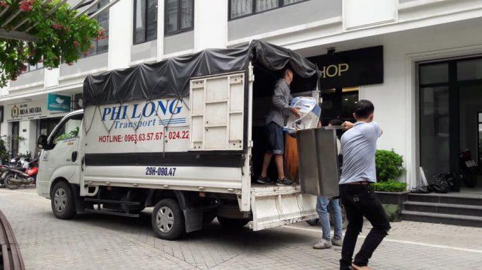 Dịch vụ cho thuê xe tải tại xã Đồng Phú