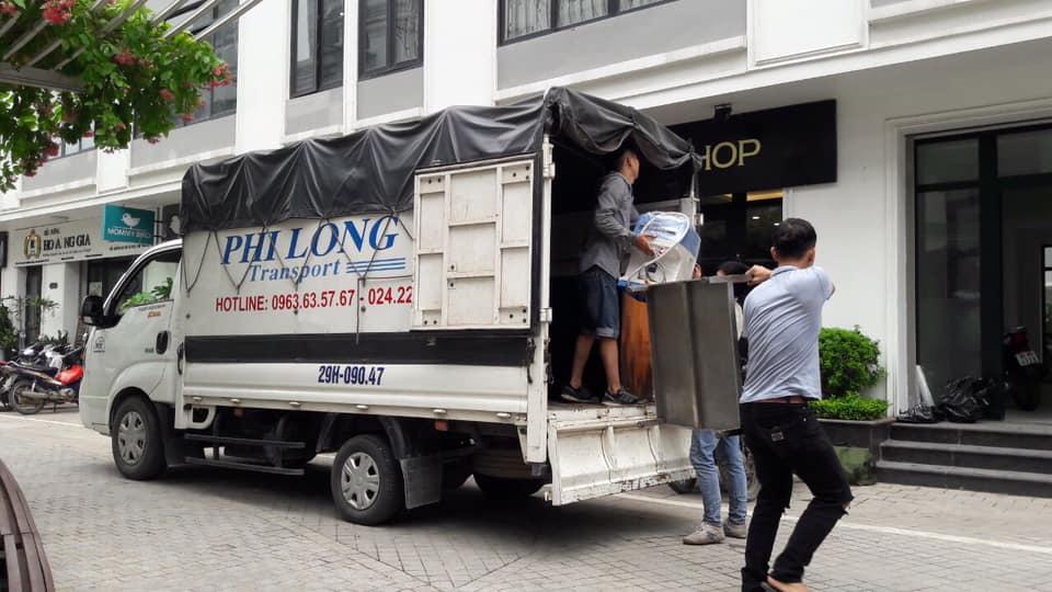 Dịch vụ cho thuê xe tải tại xã Lam Điền