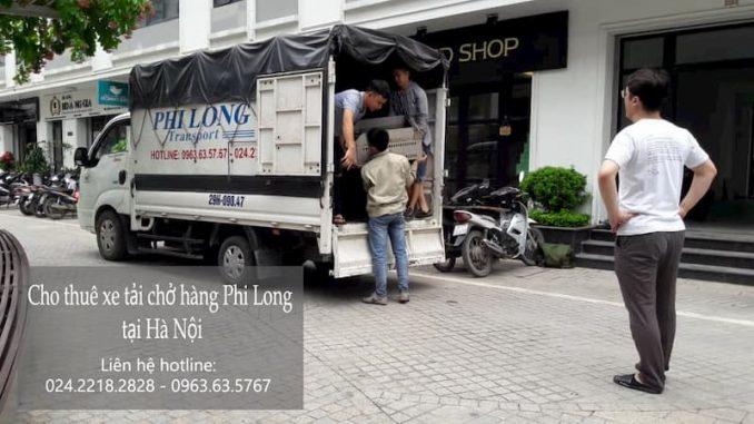 Cho thuê xe tải chất lượng Phi Long phố Đông Thái