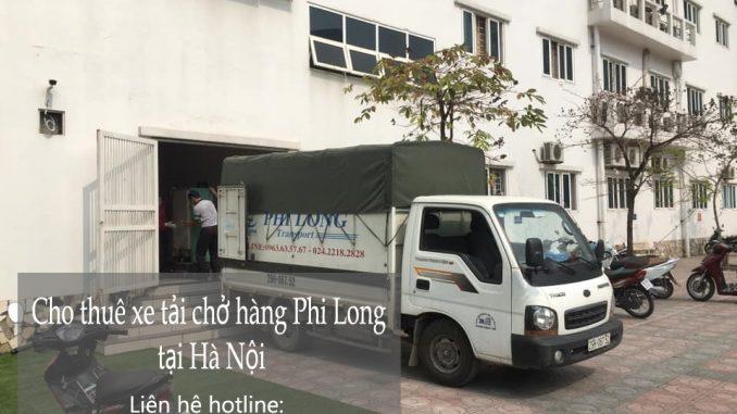 Thuê xe tải giá rẻ Phi Long phố Nguyễn Cao