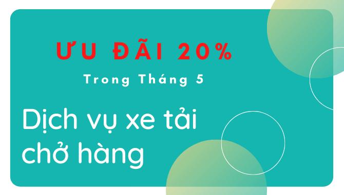 Dịch vụ cho thuê xe tải tại xã Sơn Đồng