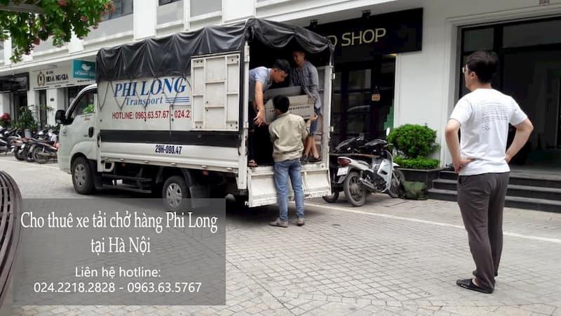 Dịch vụ xe tải chất lượng  Phi Long phố Chùa Láng
