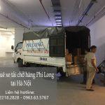 Chuyển hàng hóa chất lượng Phi Long phố Đào Tấn