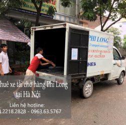 Dịch vụ cho thuê xe tải Phi Long tại đường Trần Điền