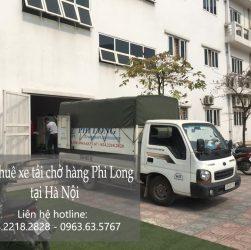 Dịch vụ thuê xe tải tại xã Yên Bình