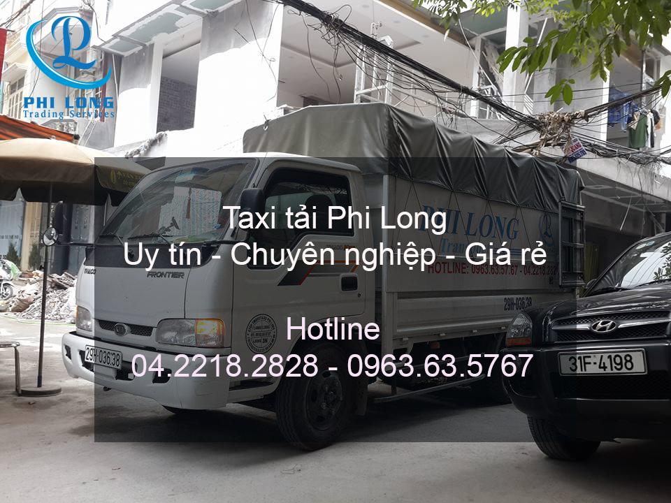 Công ty xe tải chất lượng Phi Long phố Nguyễn Lân