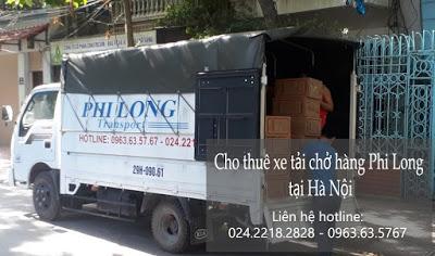 Dịch vụ cho thuê xe tải Phi Long tại đường phúc lợi