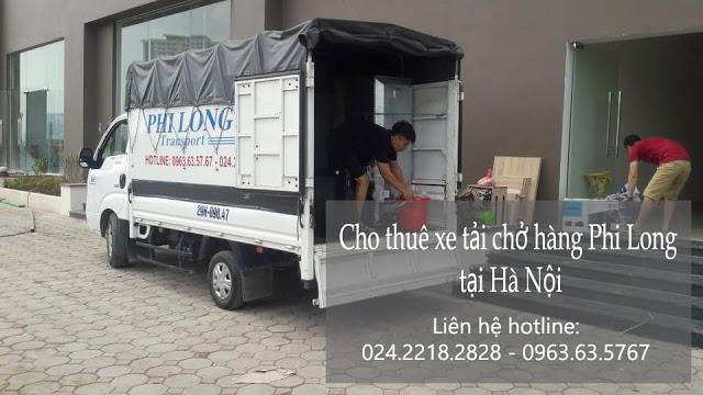 Dịch vụ thuê xe tải Phi Long tại đường nguyễn phan chánh