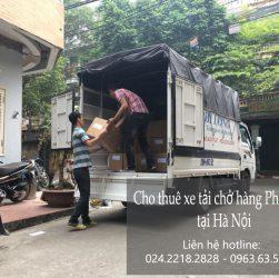 dịch vụ taxi tải tại đường hồng hà