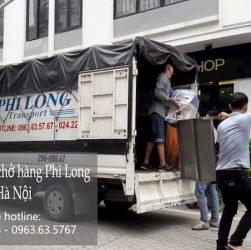 Dịch vụ cho thuê xe tải Phi Long tại đường dương văn bé