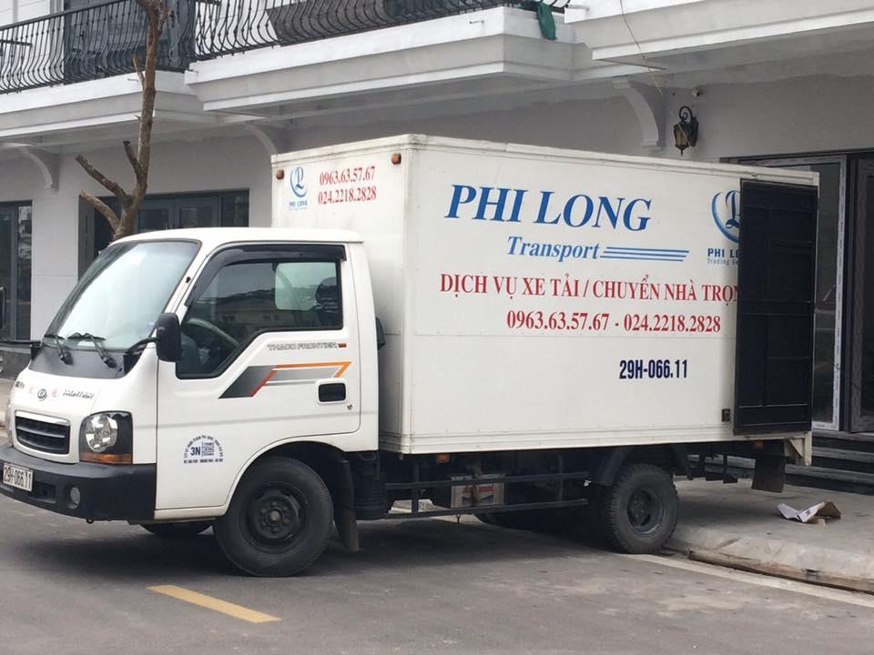 dịch vụ taxi tải tại đường lâm hạ