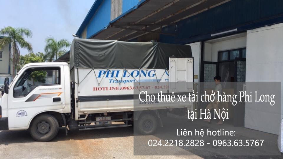 dịch vụ thuê xe tải 500kg tại đường kim quan