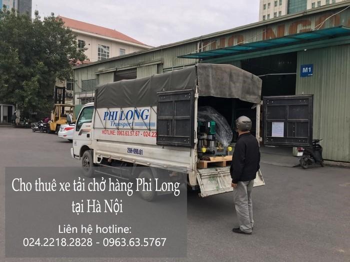 Cho thuê xe tải giá rẻ chất lượng Phi Long phố Tràng Tiền