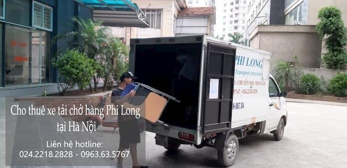 taxi tải chuyển nhà phi long tại đường mai phúc